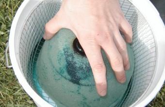 Nettoyage du filtre à air