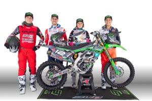 Le team Bud Racing sur tous les front