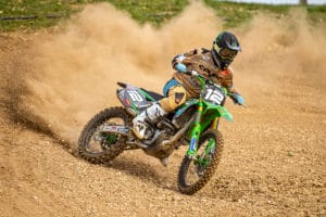 Mitch Harrison disputera pour la seconde année le Mondial MX2
