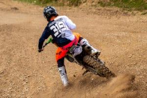 Quentin Prugnières s'alignera en championnat d'Europe 125